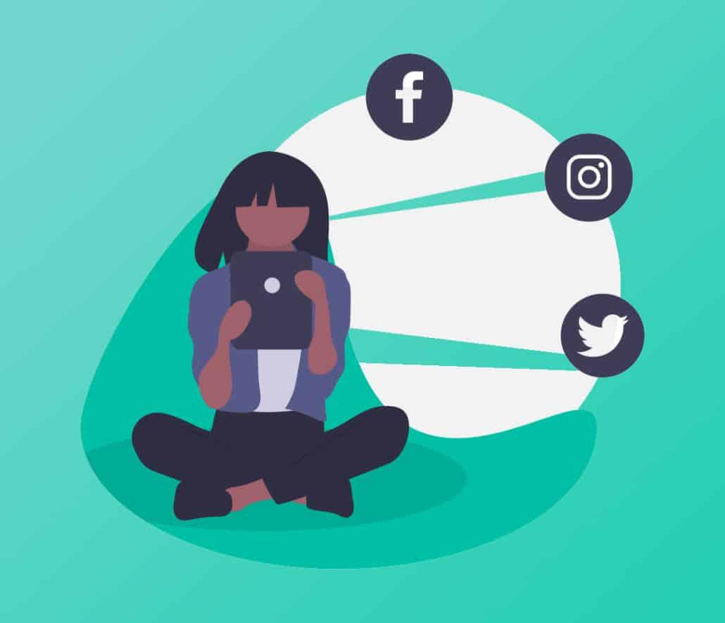 sosiaalisen median hallinta
