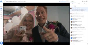 Striimattu virtuaalitapahtuma